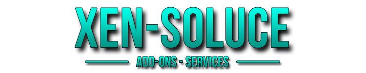 Xen-Soluce - Add-ons & Services